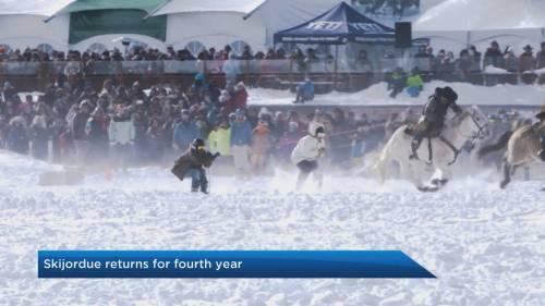 Skijordue is back | Watch News Videos Online
