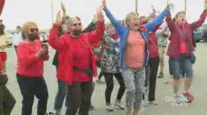 New Brunswick myeloma survivor helps to raise money for cure (01:38)
