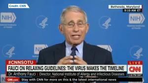 Coronavirus outbreak: Dr. Fauci says deaths from COVID-19 in the U.S. could top 100,000