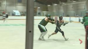 Saskatchewan SWAT teammates prep for uncertain college season in U.S.