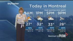Global News Morning weather forecast: June 23, 2020