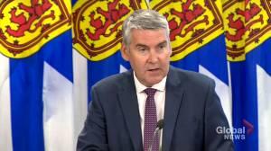Nova Scotia Premier Stephen McNeil announces his resignation