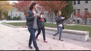 A preview of Queen's University Homecoming festivities