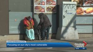 Edmonton social agencies planning for coronavirus spread