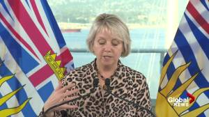 B.C. officials announce severely immunocompromised people will receive third dose of vaccine (05:40)