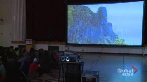 Middle school students get sobering lesson on drinking and driving