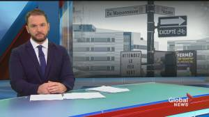 Global News Morning headlines: Monday, October 26, 2020 (03:52)