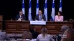 Quebec government's plan to kick start the economy criticized by opposition parties