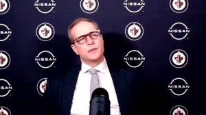 RAW: Winnipeg Jets Paul Maurice Interview – Apr. 14 (05:29)
