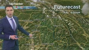 Kelowna Weather Forecast: November 21