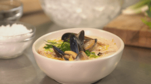 Saturday Chef: Ocean Wise chowder (05:52)