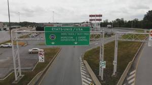 Canada- U.S. border closure to remain in place for at least another month (03:12)