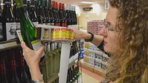 New study says alcohol warning labels cut consumption