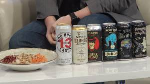 Global News Morning learns the differences between lager, ale and stout