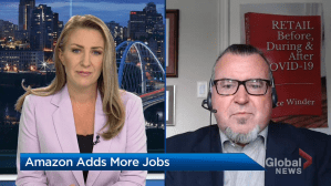 Amazon Canada set to ramp up hiring in expansion plan (04:28)