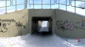 No easy solution to safety, crime around pedestrian underpasses: Saskatoon police