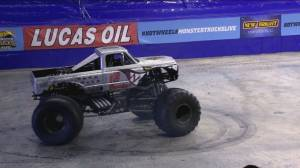 Family fun experience at Hot Wheels Monster Trucks Live in Winnipeg