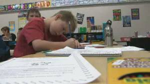 Debate over usefulness of standardized tests in school
