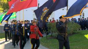 Dozens attended the 37th annual fallen Peace Officers Memorial Service in Halifax