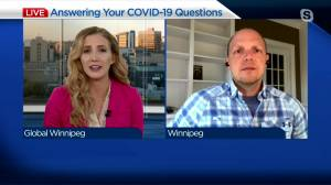 Answering your COVID-19 questions, June 3 (03:24)