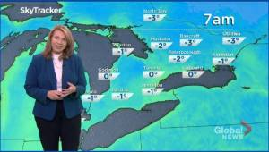 Peterborough Regional Weather Update: January 05, 2021 (03:19)