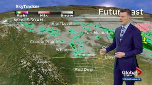 Edmonton weather forecast: Tuesday, May 26, 2020
