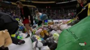 Edmonton Oil Kings ready for annual Teddy Bear Toss game