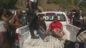 Suspicions Haitian president's assassination was inside job (02:19)
