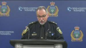Winnipeg police provide details of interprovincial drug bust (02:48)