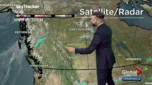 Edmonton weather forecast: Wednesday, July 28, 2021 (03:27)