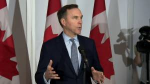 Bill Morneau 'pleased' with Trans Mountain expansion plan
