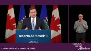 Albertans cannot relax their guard against COVID-19: Kenney