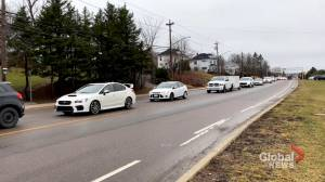 Petitcodiac Causeway closure affects traffic (01:18)