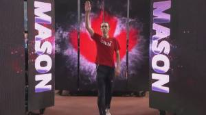Nanoose Bay high jumper leaps to fourth Olympic games (02:15)