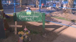 Oppenheimer Park likely won't reopen for weeks after decampment
