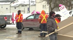 Unionized city workers in Kingston and Belleville attain contract agreements with the two municipalities (02:23)