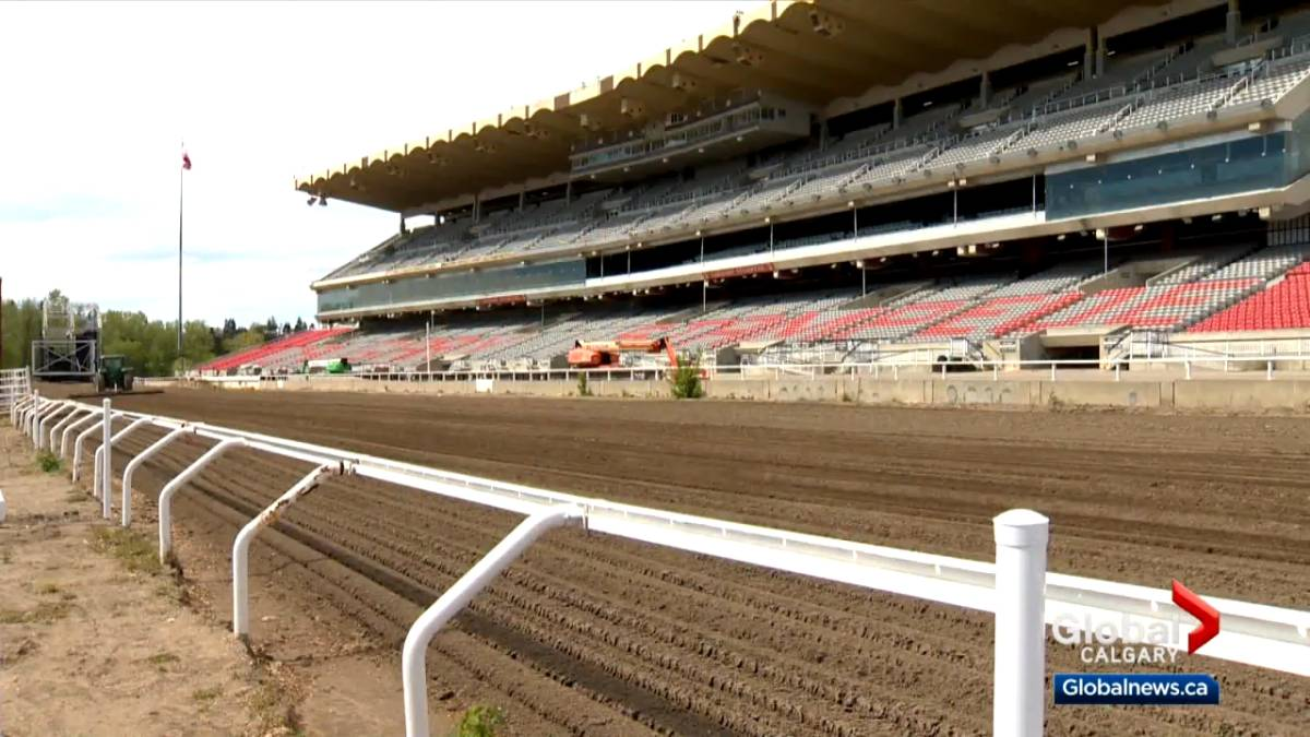 Click to play video: 'Calgary Stampede unveils modified 2021 plans, cancels Rangeland Derby'