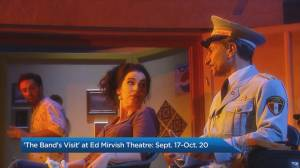 'The Band's Visit' premieres at Ed Mirvish Theatre