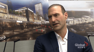 Starlight Investments' Josh Kaufman on a new pedestrian walkway