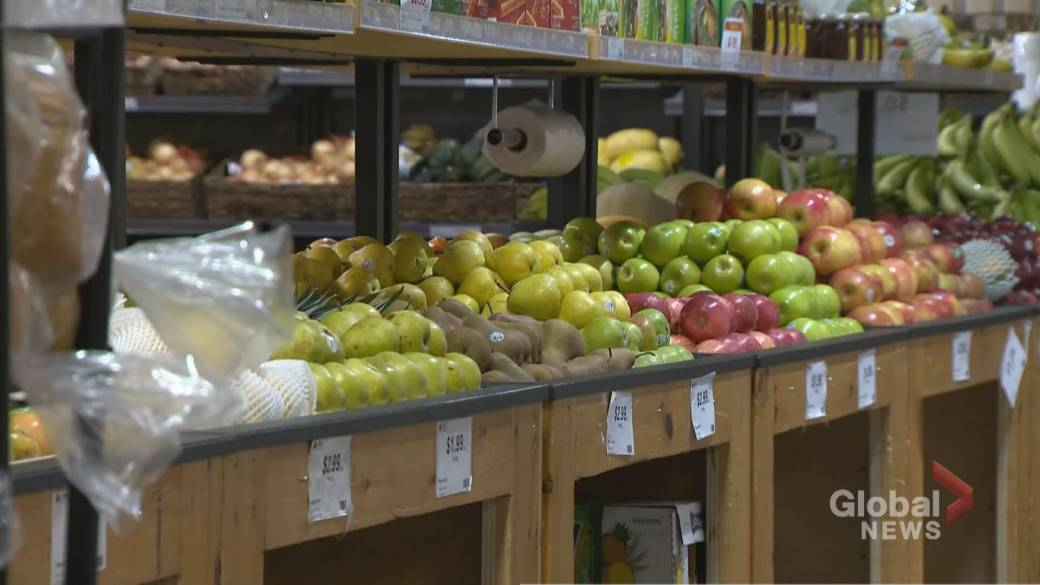 Click to play video 'Food prices set to rise across Canada as COVID-19 pandemic continues'