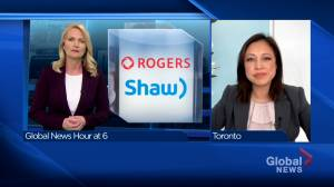 'It's going to end up costing consumers more': Global's Anne Gaviola on possible Rogers–Shaw merger (03:29)
