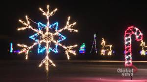 Magic of Lights returns to Castrol Raceway (05:32)