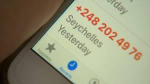 SaskTel addressing uptick in international spam calls to Saskatchewan (01:41)