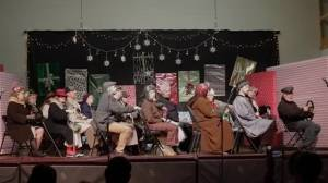 41st annual Community Christmas Concert goes virtual! (05:48)