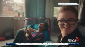 Edmonton teen makes acting debut in Nintendo commercial (00:46)