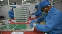 Click to open video First COVID-19 vaccine doses from COVAX arrive in Africa