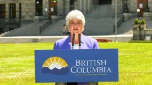 Coronavirus: B.C. finance minister outlines priorities for province's COVID-19 recovery plan