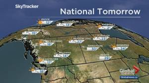 Edmonton weather forecast: May 30