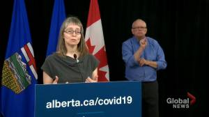 Alberta surge in COVID-19 test demand results in delayed response time (01:36)