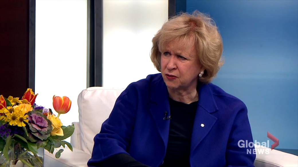 Kim Campbell on Wexit, climate change and the Conservatives' election loss